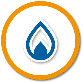 icona bolletta gas dettagliata