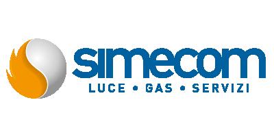 Simecom Luce e Gas Logo